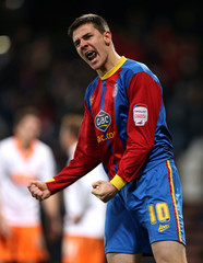 Crystal Palace v Blackpool - npower Football League Championship