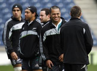 New Zealand Press Conference & Captain's Run
