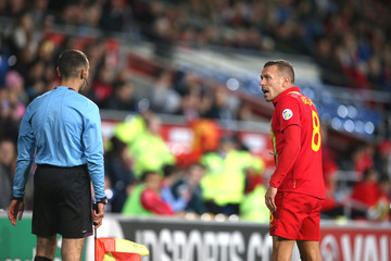 Wales v FYR Macedonia - 2014 World Cup Qualifying European Zone - Group A