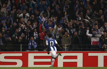 FC Porto v Manchester City UEFA Europa League Second Round First Leg