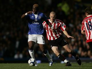 Everton v Stoke City Barclays Premier League