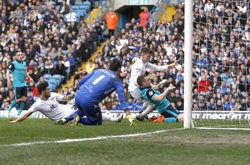 Leeds United v Blackburn Rovers - Sky Bet Football League Championship