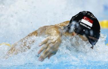 Swimming - Men's 100m Butterfly Final