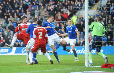 Cardiff City v Middlesbrough npower Football League Championship