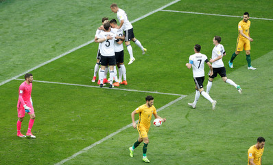 Australia v Germany - FIFA Confederations Cup Russia 2017 - Group B