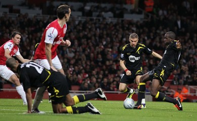 Arsenal v Bolton Wanderers Carling Cup Fourth Round