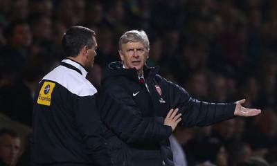 Norwich City v Arsenal - Barclays Premier League