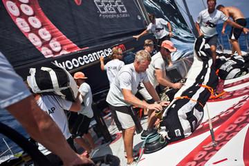 Volvo Ocean Race - Leg 3 Abu Dhabi to Sanya