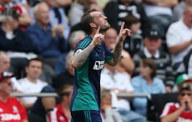 Swansea City v Sunderland - Barclays Premier League