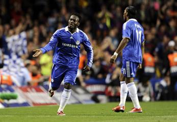 Chelsea v FC Barcelona UEFA Champions League Semi Final Second Leg