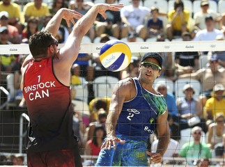 Beach Volleyball - Men's Preliminary