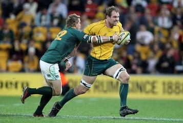 Australia v South Africa Tri Nations 2010