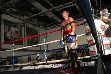 Anthony Crolla v Willie Limond British Lightweight Title