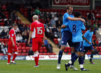Kidderminster Harriers v West Bromwich Albion XI Pre Season Friendly