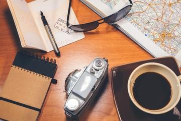buscando destino de vacaciones