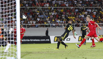 FK Rabotnicki v Liverpool UEFA Europa League Third Qualifying Round First Leg
