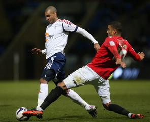 Bolton Wanderers v Huddersfield Town - npower Football League Championship
