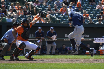MLB: Tampa Bay Rays at Baltimore Orioles
