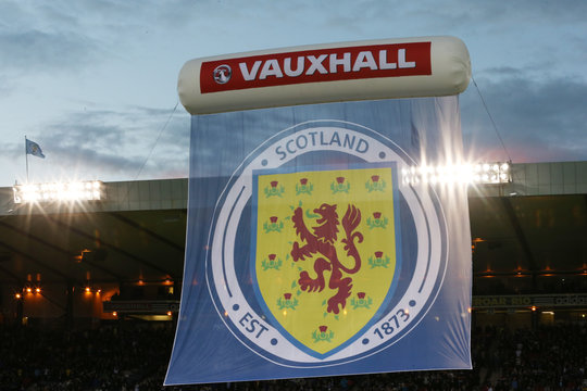 Scotland v FYR Macedonia 2014 World Cup Qualifying European Zone - Group A
