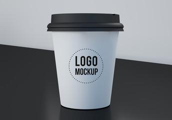 Coffee Cup Mockup 1
