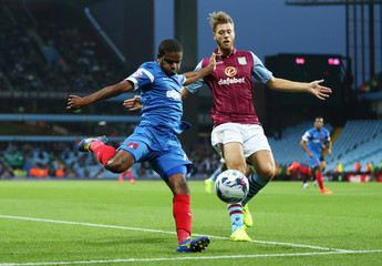Aston Villa v Leyton Orient - Capital One Cup Second Round