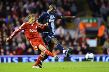 Liverpool v West Ham United Barclays Premier League