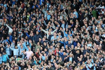 Norwich City v Manchester City Barclays Premier League