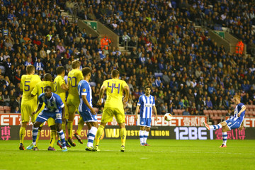 Wigan Athletic v NK Maribor - UEFA Europa League Group Stage Matchday Two Group D