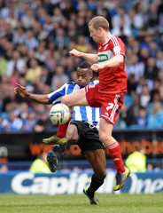 Sheffield Wednesday v Middlesbrough - npower Football League Championship