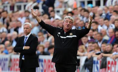 Newcastle United v Hull City - Barclays Premier League