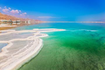 Dead Sea in fantastic patterns