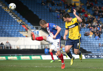Oxford United v Carlisle United - Sky Bet Football League Two