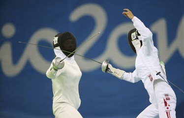 Modern Pentathlon - Women's Fencing Ranking Round