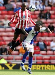Sunderland v Blackburn