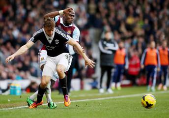 West Ham United v Southampton - Barclays Premier League