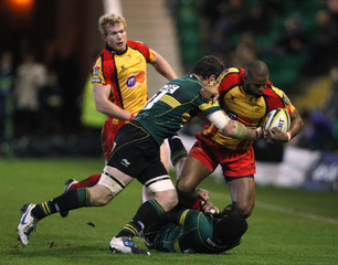 Northampton Saints v Newport-Gwent Dragons LV= Cup Pool Stage Matchday Two