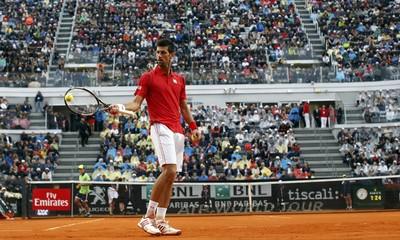 Tennis - Italy Open Men's Singles Final match - Novak Djokovic of Serbia v Andy Murray of Britain - Rome, Italy