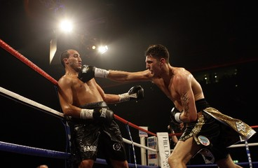Nathan Cleverly v Nadjib Mohammedi Interim WBO Light-Heavyweight Title