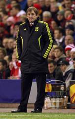 Liverpool v Sporting Braga UEFA Europa League Third Round Second Leg