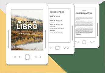 Diseño de libro de no ficción para publicaciones electrónicas