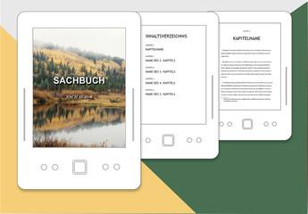 Sachbuch-Layout für ePub