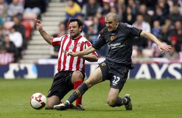 Sunderland v Hull City Barclays Premier League