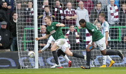 Hibernian v Heart of Midlothian - Scottish Championship
