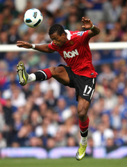 Everton v Manchester United Barclays Premier League