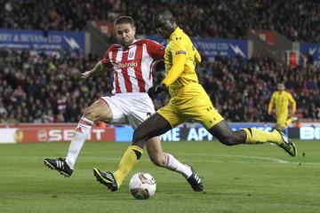 Stoke City v Maccabi Tel-Aviv UEFA Europa League Group Stage Matchday Three Group E