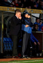 Kilmarnock v Rangers Clydesdale Bank Scottish Premier League