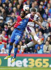 Crystal Palace v Aston Villa - Barclays Premier League
