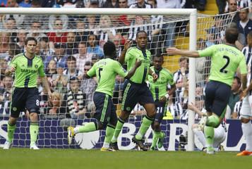 West Bromwich Albion v Chelsea Barclays Premier League