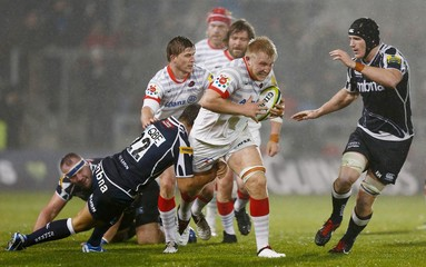 Sale Sharks v Saracens LV= Cup Pool Stage Matchday Two