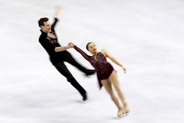 Figure Skating - ISU World Figure Skating Championships - Pairs Short Program - Boston, Massachusetts, United States